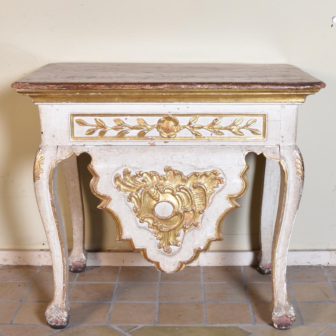 18th Century Italian Console Paul De Grande Antique