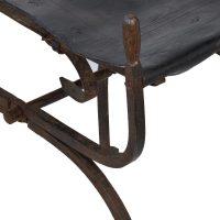 Early iron stools