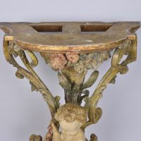 Pair of Grotto Consoles, 18th Century