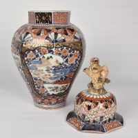 Antique 18th century Imari Vase