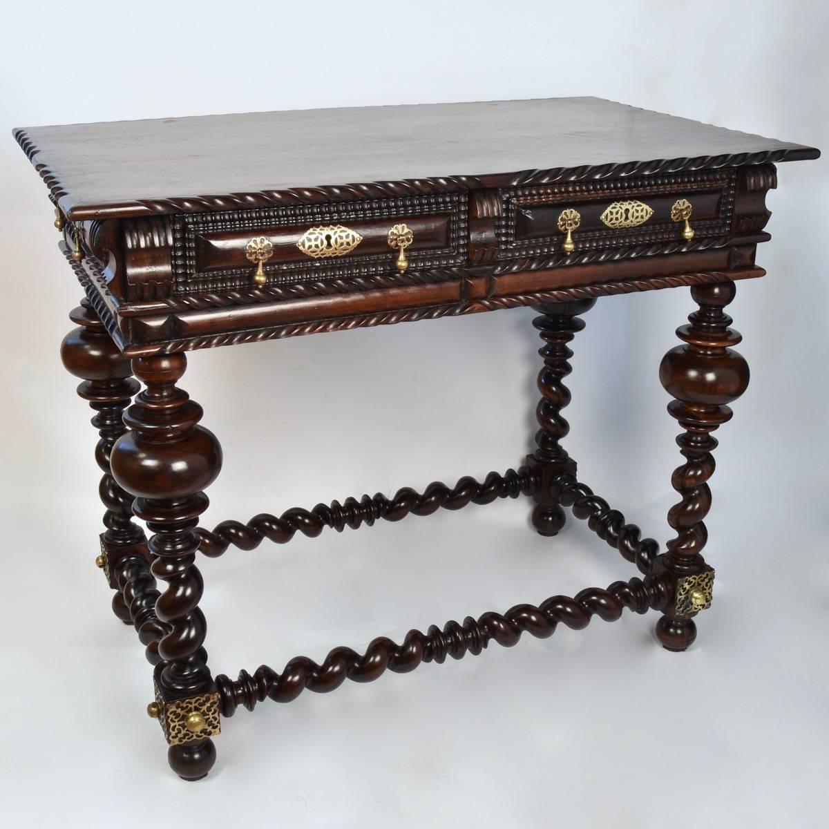 18th Century Portuguese Table Paul De Grande Antique