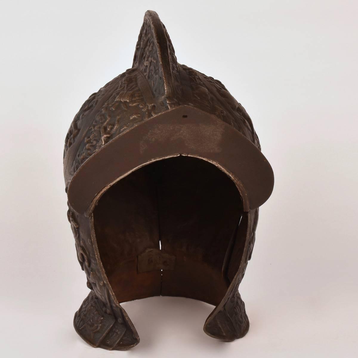 19th Century Helmet Paul De Grande Antique