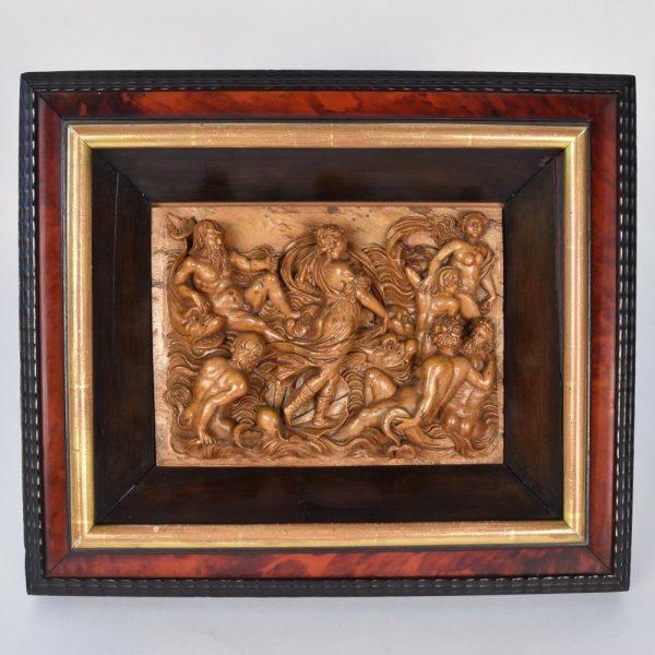 Flemish-relief-Amphitrite circa 1700