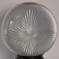 Decorative Antique pharmacist globe