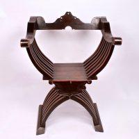 Antique Walnut armchair circa 1700