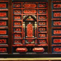 19th century impressive antique cabinet