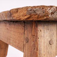 Flemish antique stool