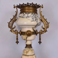Antique 19th Century Torchere