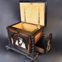 German decorated box