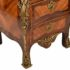 French rosewood 19th century commode