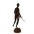Bronze sculpture – Diana – signed HOUDON