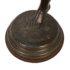 Bronze signed HOUDON