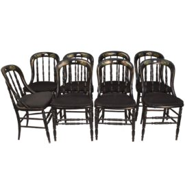 Napoleon III chairs