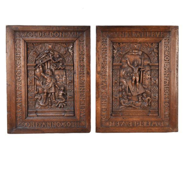 flemish reliefs
