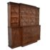 Nice English Mahogany bookcase
