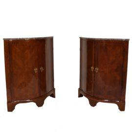 18th century corner cabinets