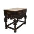 Portuges table w marble top