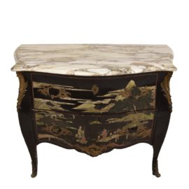 Lacquer commode