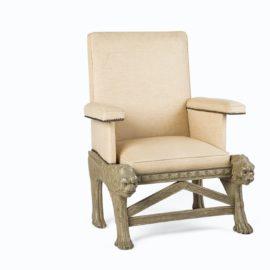 lionhead armchair